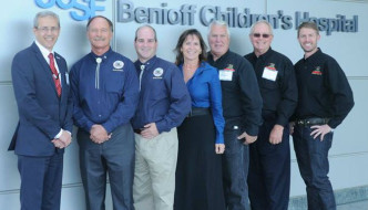 Sonoma 111 Takes Part in Check Presentation at UCSF